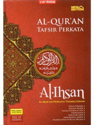 Al Qur`An Cordoba Perkata A5 Al-Ikhsan